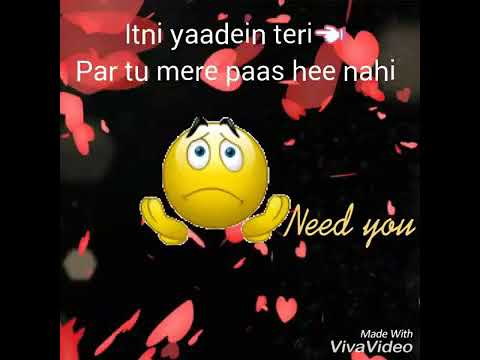 Heart Touching Song For Whatsapp Status If You Are Missing Someone