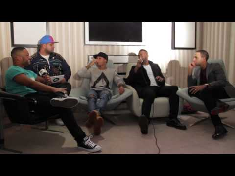 Popdash: JLS Interview