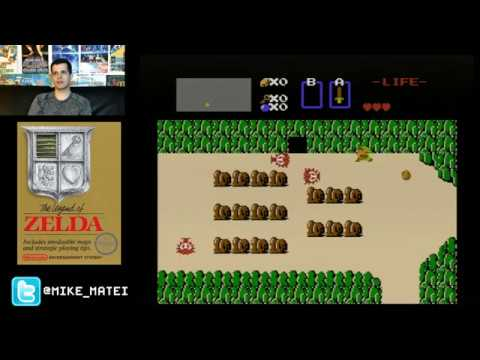 The Legend of Zelda - Second Quest with Mike Matei