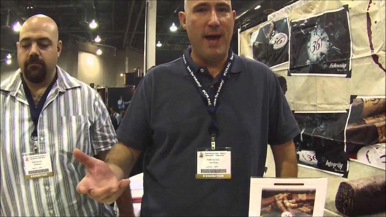 Interview With Table 36 Cigars At Ipcpr 2017