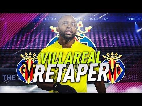 FIFA 18 | CARRIÈRE VILLARREAL : RETAPER !