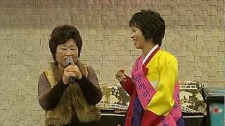 즉석 장기자랑/ 비내리는 명동거리 - 한예봉 송년 대 축제 - 2012.12.29.  174716
