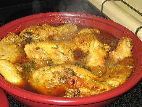 Ethiopian Tagine Chicken