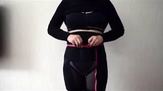 Slimming Waist Trainer Belt Modeling Strap Corset Slimming Underwear Body Shaper
