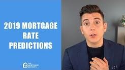 2019 Mortgage Rates Forecast