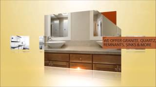 Granite, Quartz & Marble Vanity Tops | Half Price Countertops