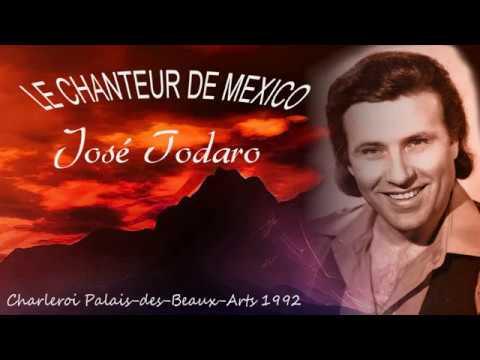 """Les Alain(s) proposent - JOSE TODARO  """"Le chanteur de Mexico"""" 1992"""