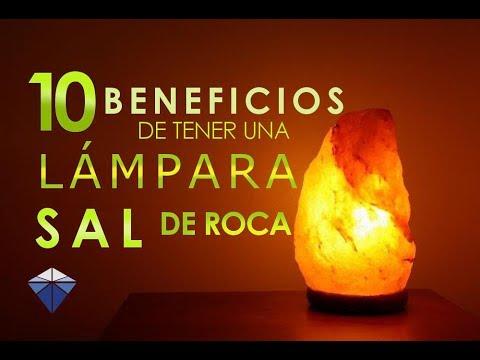 Lámpara De Sal Y Sus Beneficios Propiedades Mágicas Y