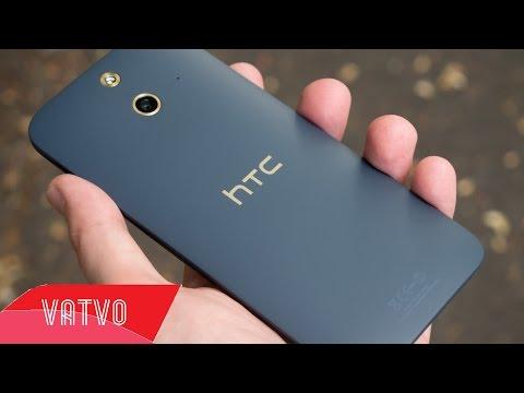 [Review dạo] Đánh giá HTC One E8 - khác biệt chỉ là Camera