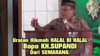 Download Lagu Pengajian Lucu Kh Supandi Semarang 2 MP3