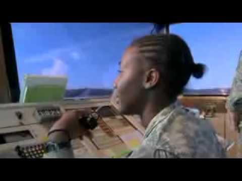 Army MOS 15Q (Air Traffic Controller) Training Video