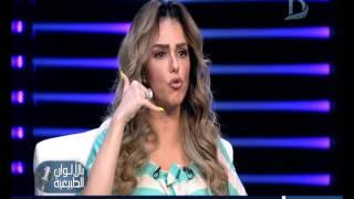 دنيا عبدالعزيز ترد على شائعة زواجها من فاروق الفيشاوي