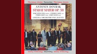 Stabat Mater, Op. 58, B. 71: Eja, mater, fons amoris. Andante con moto