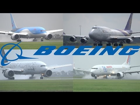 *Boeing Family Special* From The B717 To The B787. Small, Big, Bigger, Biggest