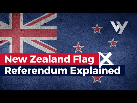 New Zealand Flag Referendum Explained