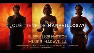 El Profesor Marston y La Mujer Maravilla - Trailer Oficial - Sony Pictures