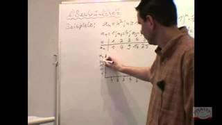 11005 - Eigenschaften von Zahlenfolgen - Beschränktheit