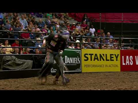 Stetson Lawrence rides Southern Wind for 85.50