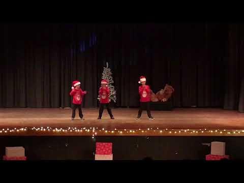 Santa Shuffle. Nolan's Holiday Recital