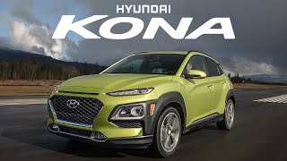 2018 Hyundai Kona Review - Turbo Compact Crossover (plus DRAG RACE!)