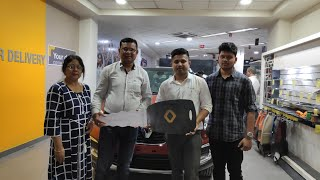 Taking delivery of Renault Captur | Guwahati