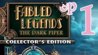 Fabled Legends: The Dark Piper HD - A Hidden Objects Adventure Walkthrough