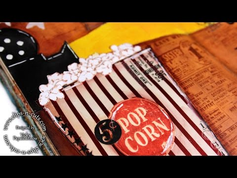 Art Journal : let's go to the movies