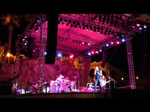 Maroon 5 JCK Rocks The Beach event in Las Vegas on 6-2-13 @ Mandalay bay