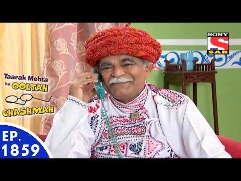 Taarak Mehta Ka Ooltah Chashmah - तारक मेहता - Episode 1859 - 28th January, 2016