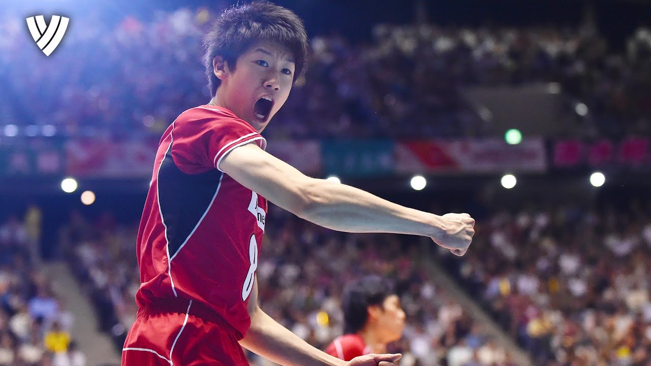 Yuki Ishikawa (石川祐希): Volleyball Legend from Japan! 💯  | World Cup 2015 | Highlights