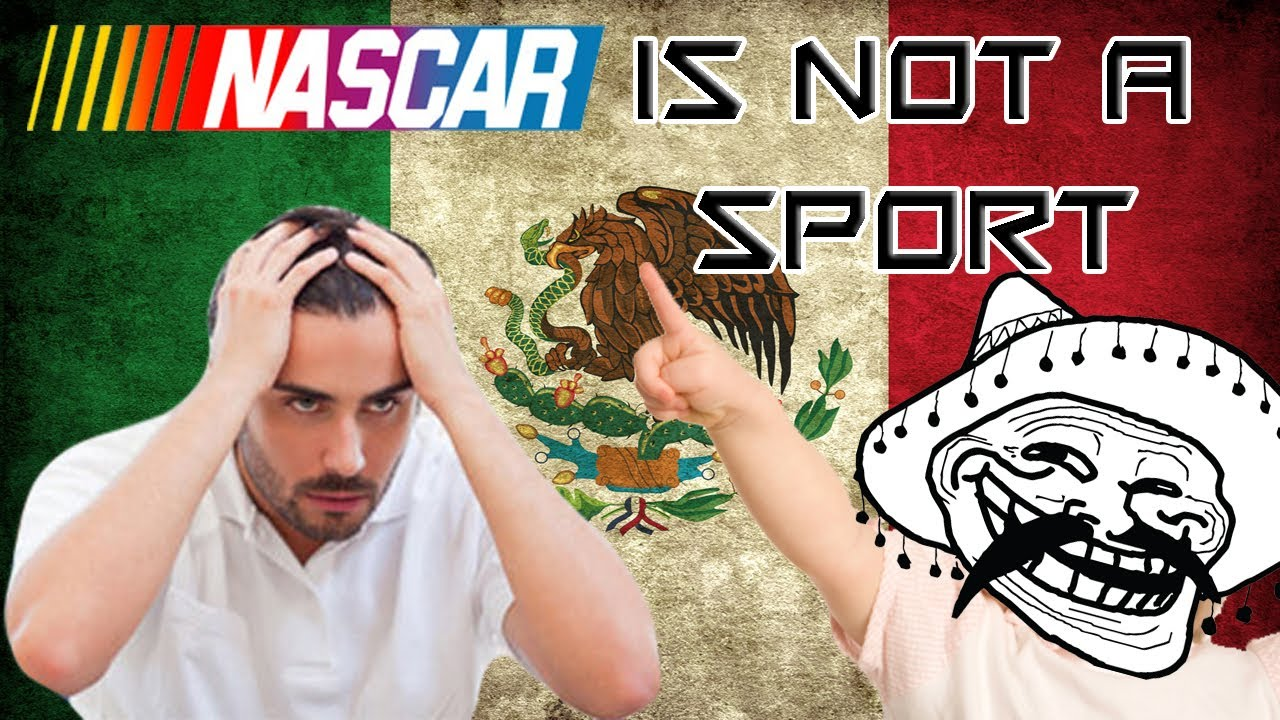 is nascar a sport Welcome to autoweek's nascar roundtableprior to each monster energy nascar cup series race weekend for the remainder of the season, autoweek's motorsport insiders will exchange notes to.