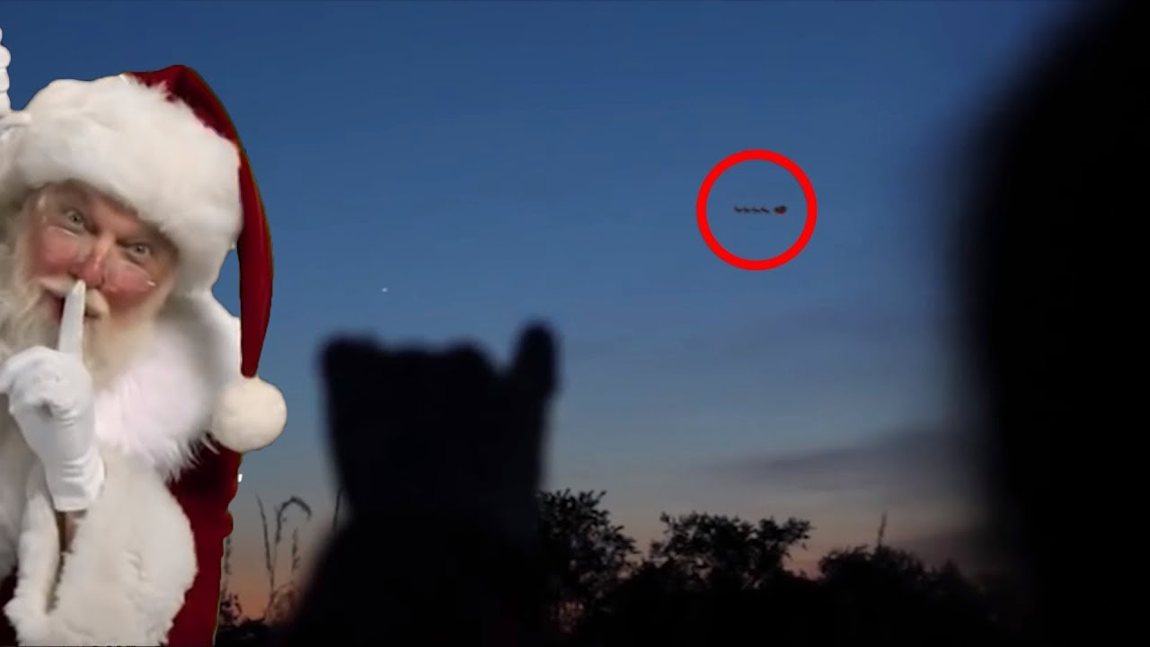 Santa sightings