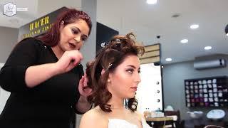 2018 Gelin Saçı Modası