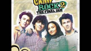 Camp Rock 2 OST - Tear It Down Full Song (HQ) with Download