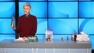 Ellen Found Some Interesting Toys thumbnail
