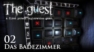 The Guest [02] [Das Badezimmer] [Twitch Gameplay Let's Play Deutsch German] thumbnail