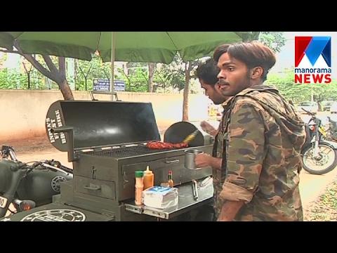 BBQ bullet hut at Banglore  | Manorama News