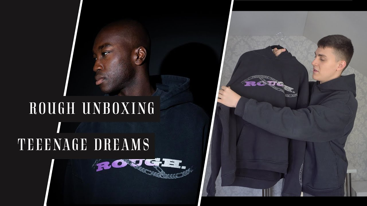 Download 160€ Hoodie Abzocke ?! / Rough Teenage Dreams Unboxing