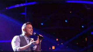 Olly Murs - I Need You Now (The Xtra Factor)