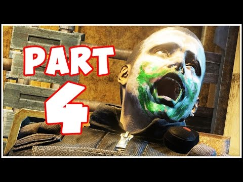 Batman Arkham Asylum - Part 4 - Boles Down! (Return to Arkham)