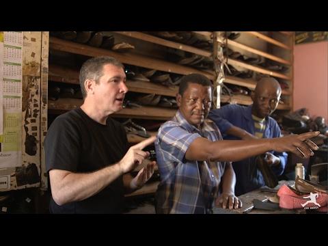 Swaziland: Deaf Shoe Repair Shop