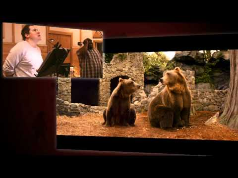 Learn about the voices behind the animals of ZOOKEEPER!