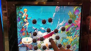 """""""The Hunt For Neptunes Gold"""" VGT Slots Several Red Spin Wins  Choctaw Casino, Durant, OK"""