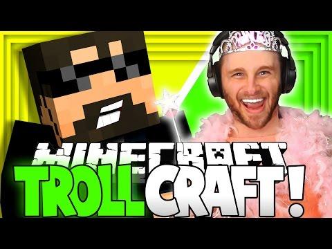 Minecraft: TROLL CRAFT |  I'M A PRETTY PRINCESS [36]