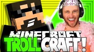 Minecraft: TROLL CRAFT    I