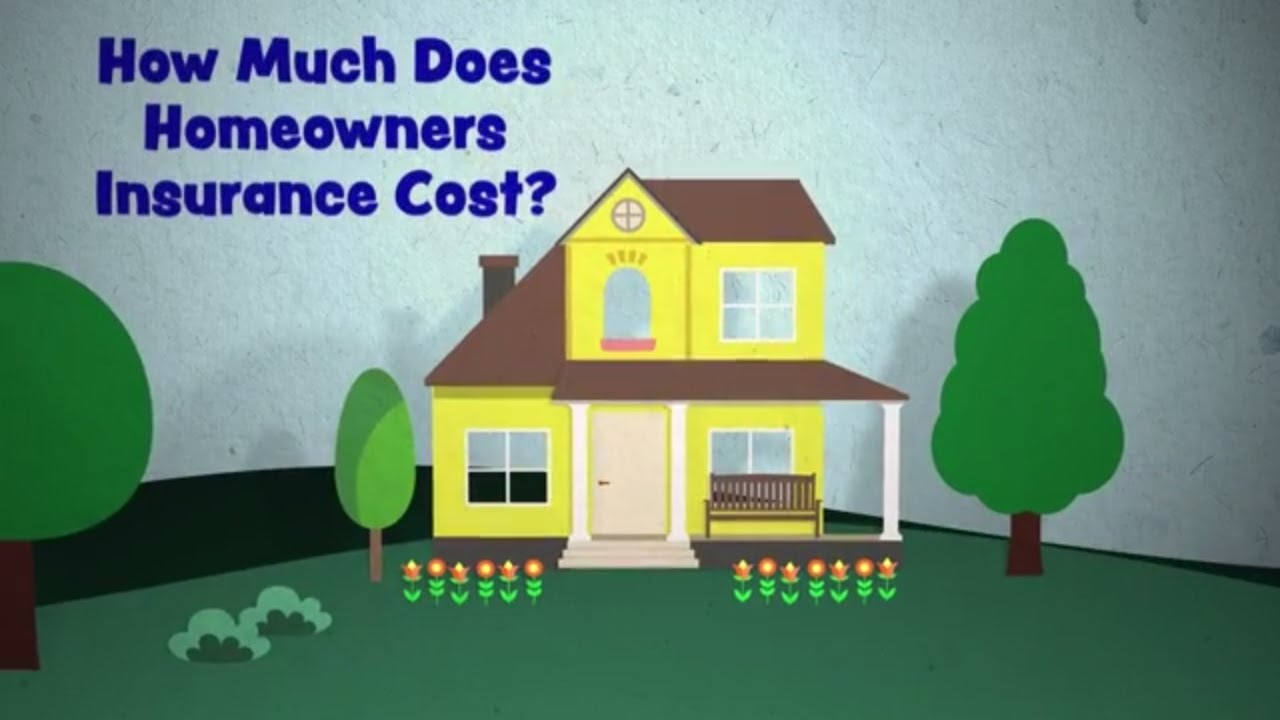 how much does homeowners insurance cost allstate insurance youtube. Black Bedroom Furniture Sets. Home Design Ideas