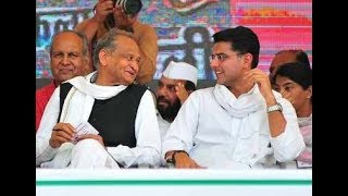 Election results 2018: Gehlot vs Pilot for Rajasthan CM race, both summoned to Delhi
