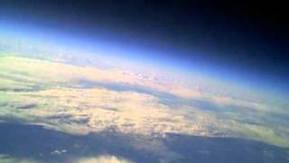 How to film the Earth from space