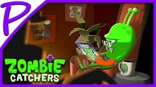 Охотники на Зомби #19 (Zombie Catchers). Игра для ДЕТЕЙ #РАЗВЛЕКАЙКА