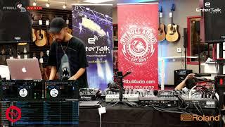 Roland and BPM Supreme DJ Workshop at Pitbull Audio